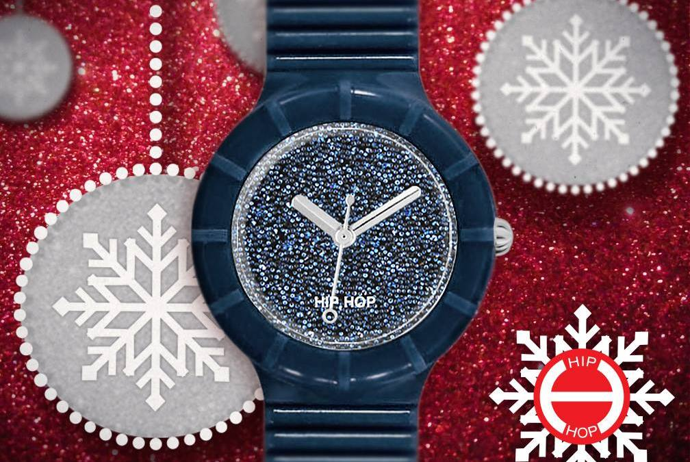Hip Hop watches – Look glam anche a Natale!