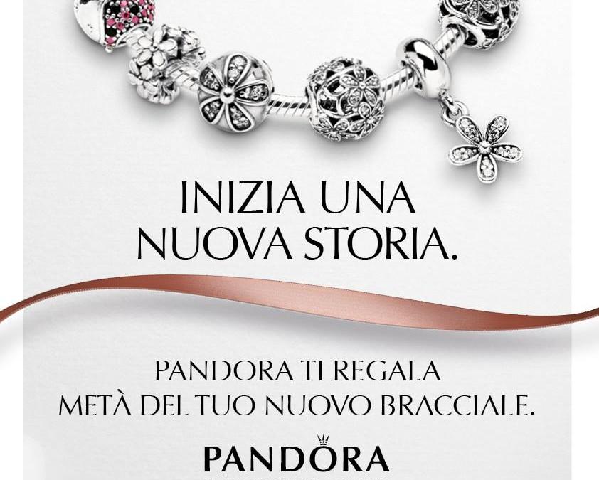 Promozione Pandora di Maggio