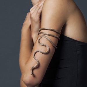 Bracciale-New-Snake-Breil-donna-in-acciaio-oro-rosa
